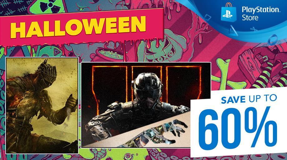 Halloween invade PlayStation Store con impresionantes ofertas de hasta el 60% | DarkSouls III, Resident Evil, The Evil Within y mucho más