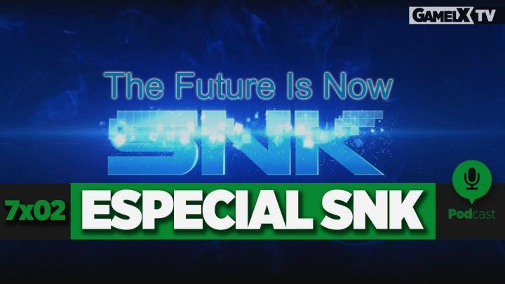 Podcast GameLX | 7×02 – Especial SNK + Neo Geo