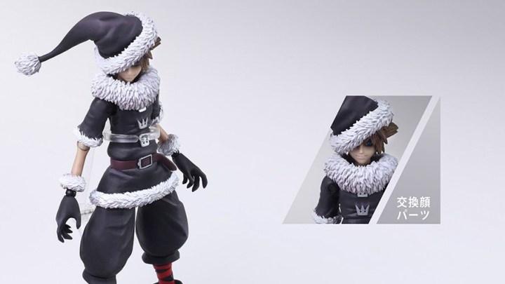 Square Enix Store presenta nuevas figuras de NieR: Automata, Kingdom Hearts II y Dragon Quest XI