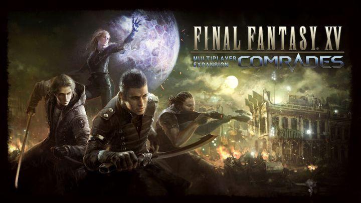 La version por separado de Final Fantasy XV: Hermanos de Armas llegará el 12 de diciembre