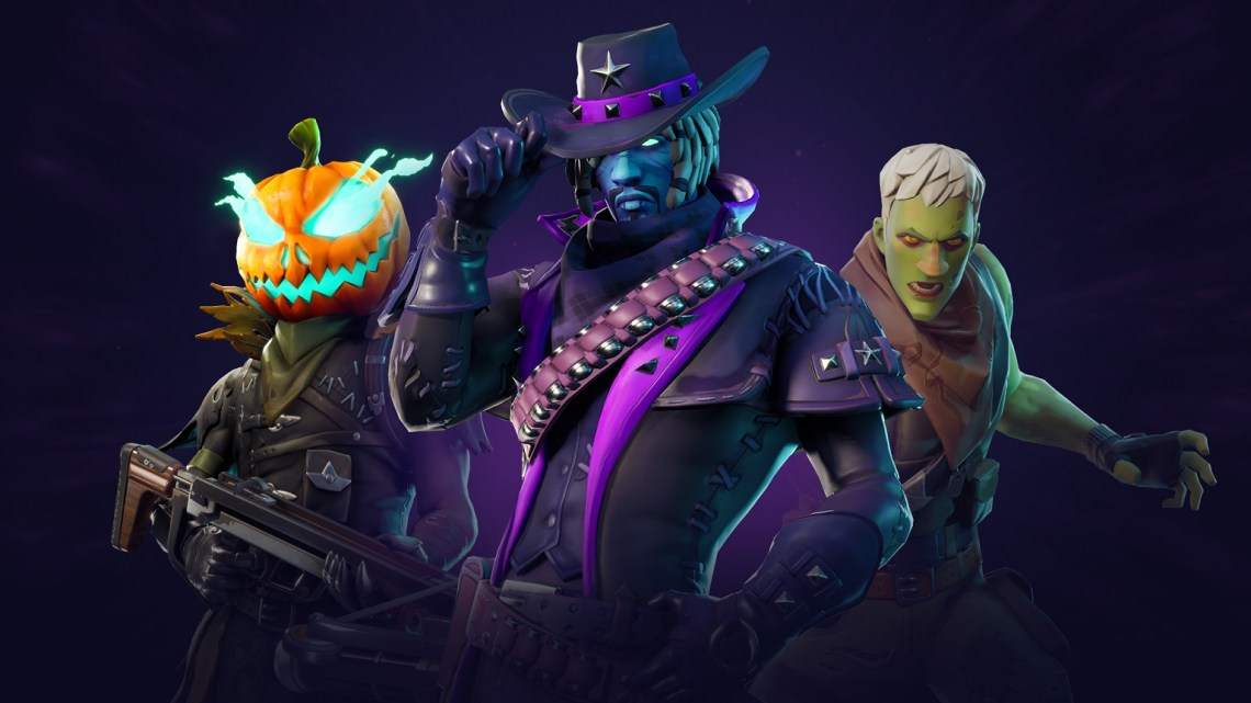 Arranca el evento de Halloween 'Fortnite: Pesadilla antes de la tempestad 2018' con nuevas armas, atuendos y monstruos