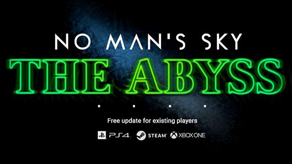 """No Man's Sky lanzará su actualización """"The Abyss"""" la próxima semana"""