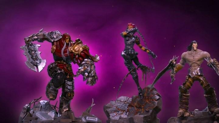 Vemos más de cerca los contenidos de la exclusiva Apocalypse Edition de Darksiders III