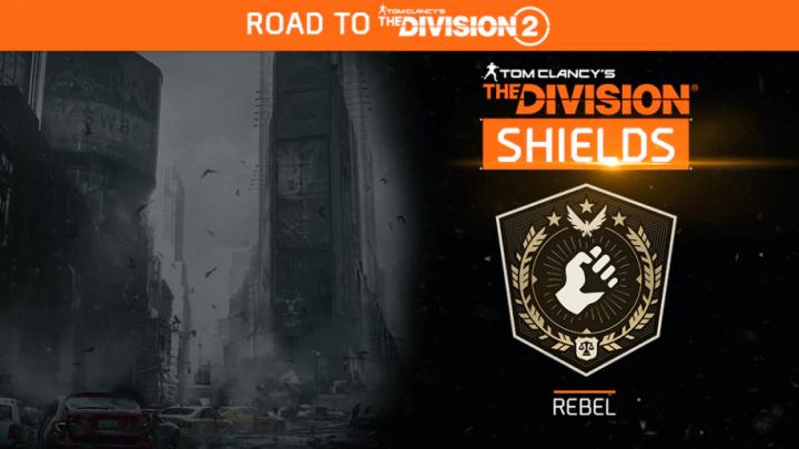 The Division | Llega el octavo escudo del juego: Rebelde