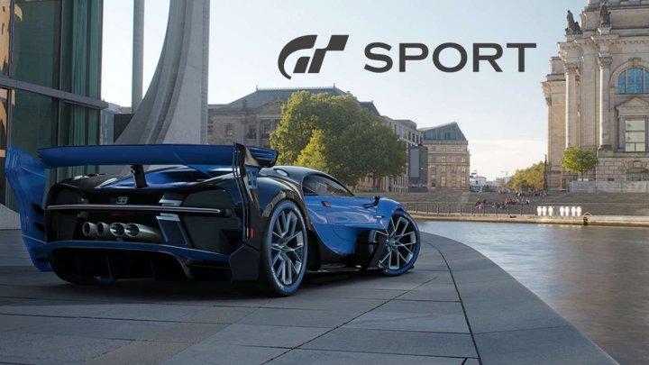 RegiónTV | Gran Turismo Sport | Carrera Online con volante Hori