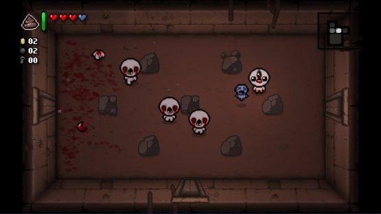 La versión física de The Binding of Isaac: Rebirth podría llegar a PlayStation Vita