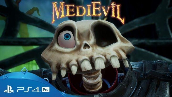 El remake de MediEvil presume de su buena acogida en un nuevo tráiler