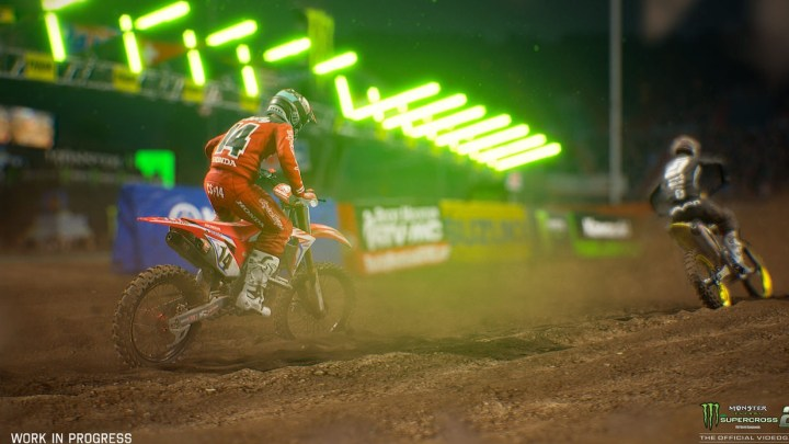 Monster Energy Supercross – The Official Videogame 2 estrena tráiler y confirma incentivos por reserva