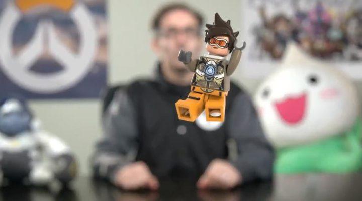Overwatch tendrá una línea de juguetes de LEGO