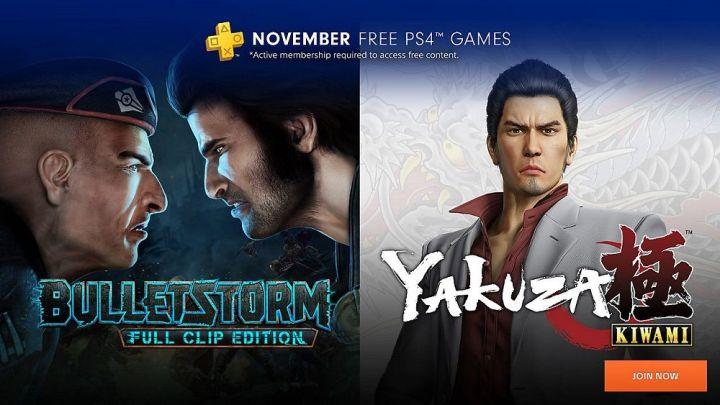 Filtrados los juegos gratuitos que llegarán en Noviembre con PlayStation Plus