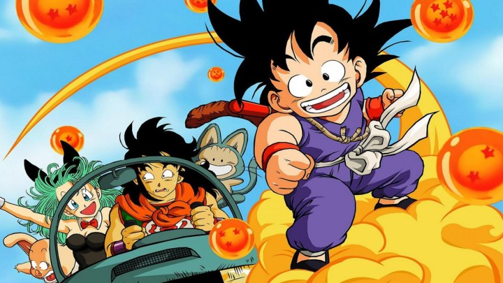 Selecta Visión editará Dragon Ball en Bluray