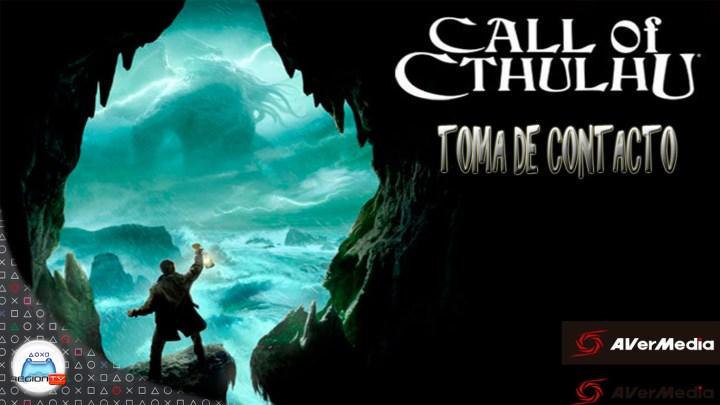 RegiónTV | Toma de contacto: Call of Cthulhu