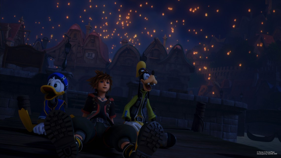 Revelada la lista de trofeos de Kingdom Hearts III