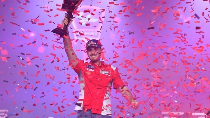 Trastevere 73 revalida el título y gana la final de eSports MotoGP 18