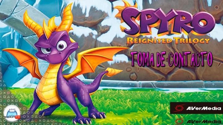 RegiónTV | Toma de contacto: Spyro Reignited Trilogy