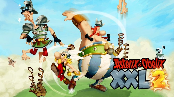Asterix & Obelix XXL2 muestra su increíble tráiler promocional en español