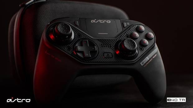 Anunciado Astro C40 TR, el nuevo mando premium para PS4 y PC