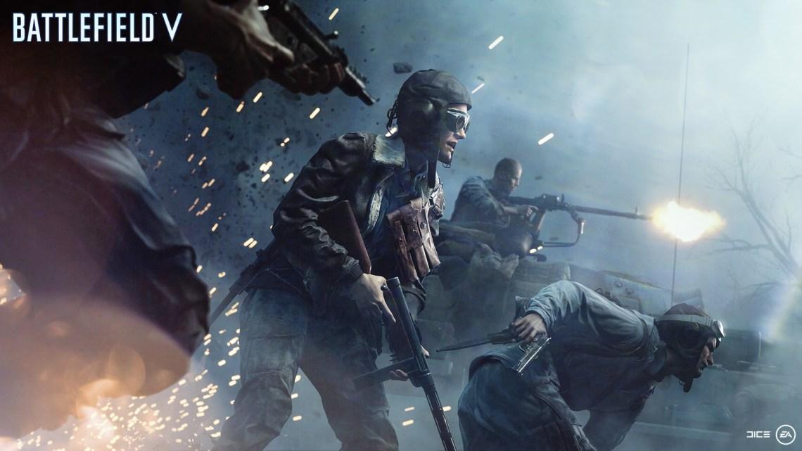 """El prólogo de Battlefield V transcurre en un solo """"mapa"""""""