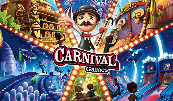Carnival Games ya está disponible para Nintendo Switch, PlayStation y Xbox One
