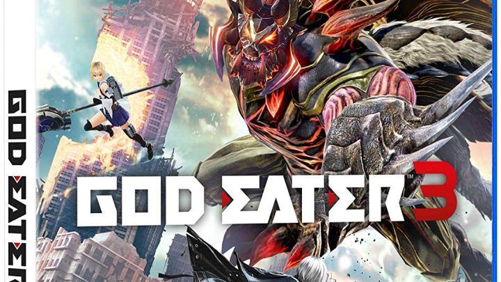God Eater 3 – PS4