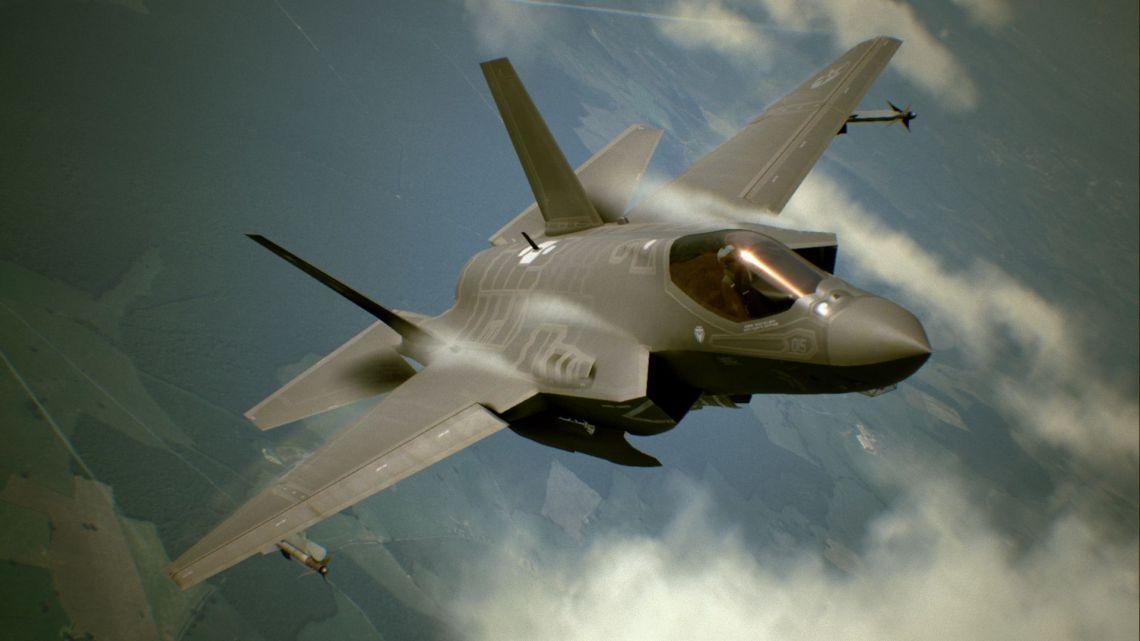 El F-35C protagoniza el nuevo tráiler de Ace Combat 7: Skies Unknown