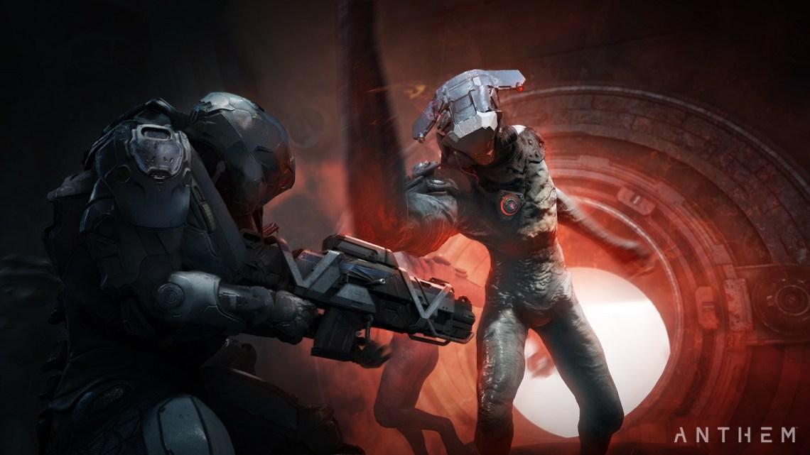Bioware ofrece un nuevo directo de Anthem centrado en las mazmorras