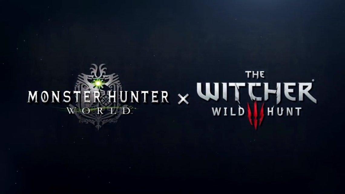 Monster Hunter: World anuncia colaboración especial con The Witcher 3: Wild Hunt