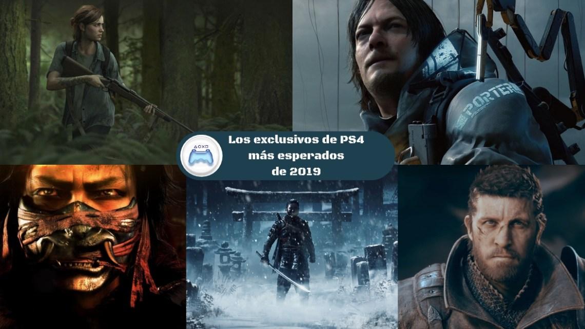 Especial | Los exclusivos de PlayStation 4 más esperados de 2019