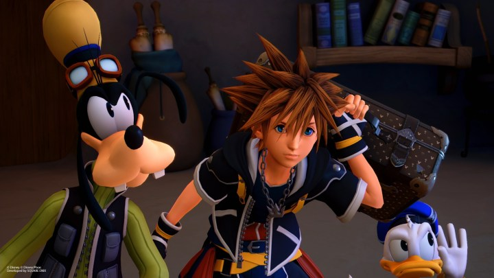 Nuevos detalles del Modo Maestro de Kingdom Hearts III