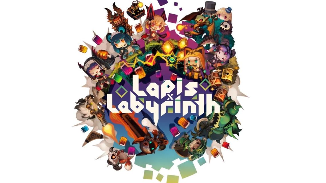 Lapis x Labyrinth llegará en 2019 para PlayStation 4 y Switch