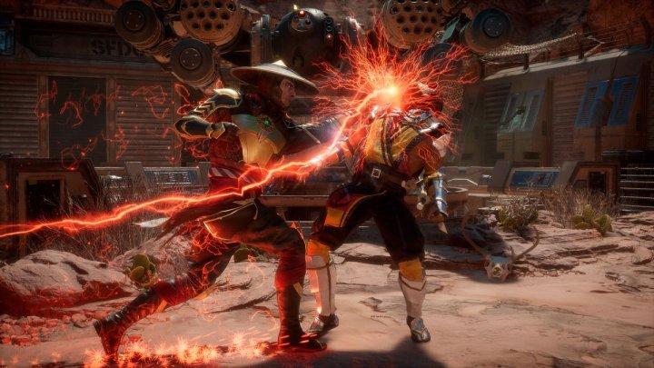 Mortal Kombat 11 desata todo su poder con un espectacular tráiler de lanzamiento