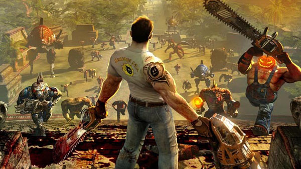 Serious Sam Collection ya disponible en PS4, Xbox One y Switch