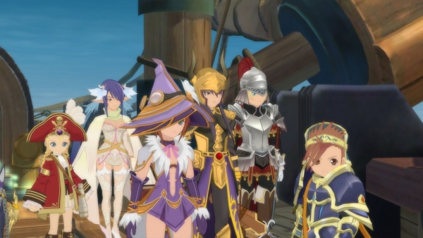 El magnífico JRPG Tales of Vesperia: Definitive Edition llega a PS4, Xbox One, Switch y PC | Tráiler de lanzamiento