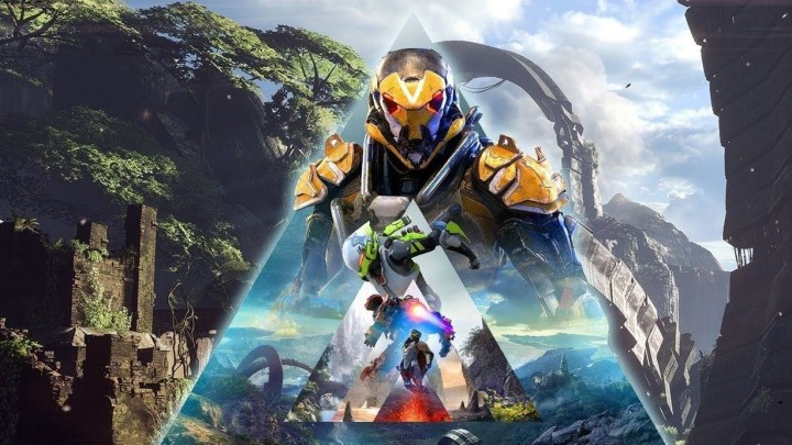 Predescarga ya la demo de Anthem en PlayStation Store