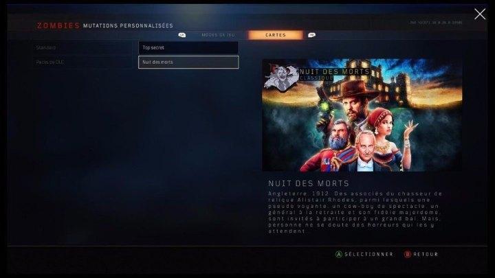 Filtrado el nuevo contenido descargable del modo Zombis de Black Ops 4