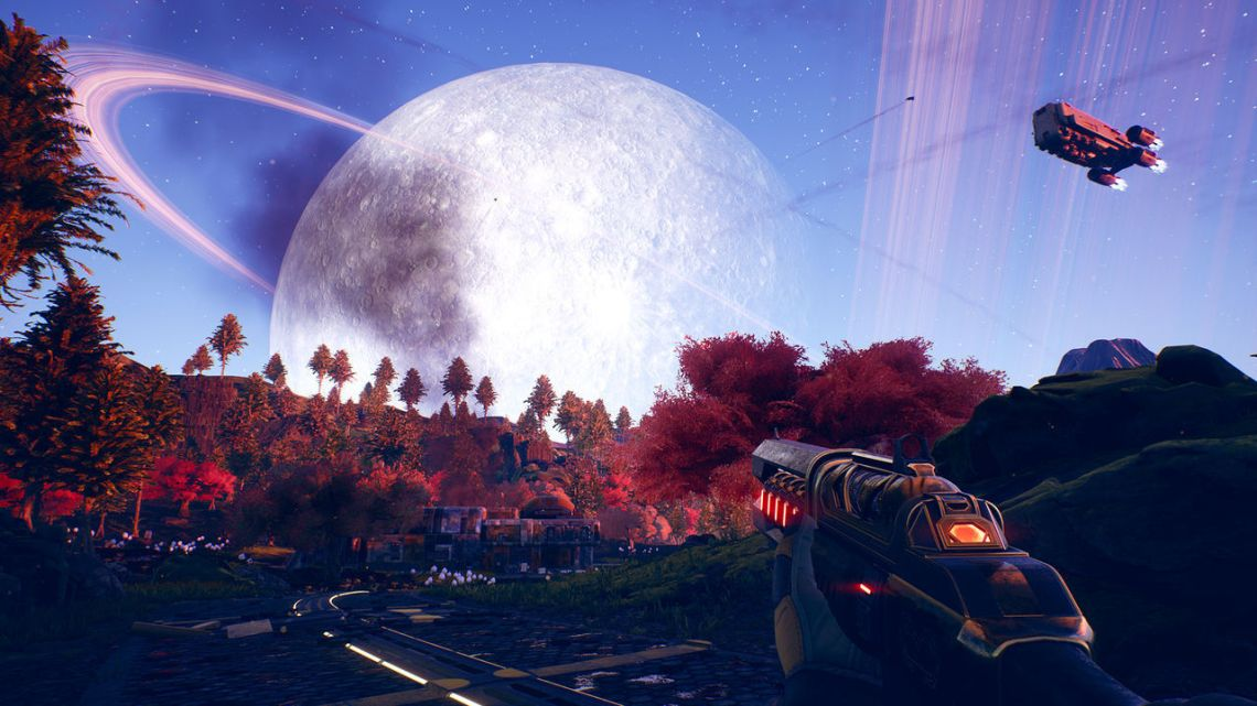 The Outer Worlds contará con una trama parcialmente lineal