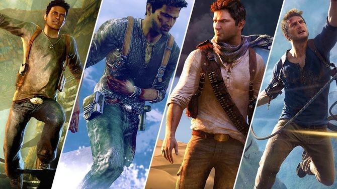 Gears of War sirvió de inspiración a Naughty Dog para crear Uncharted