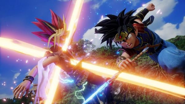 El primer DLC de Jump Force llegará en mayo