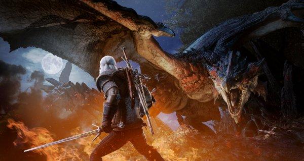 Ya disponible la colaboración especial entre Monster Hunter: World y The Witcher 3: Wild Hunt