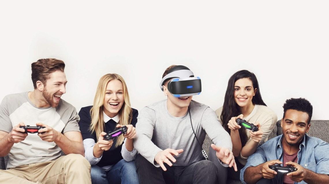 Nueva patente muestra una versión inalámbrica de PlayStation VR