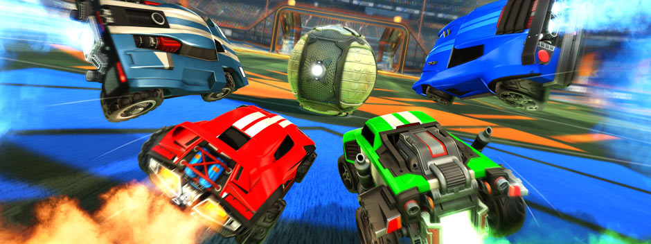 Rocket League se convierte en un free-to-play sin PS Plus