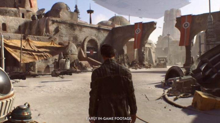 """Electronic Arts: """"Estamos completamente comprometidos en hacer más juegos de Star Wars"""""""