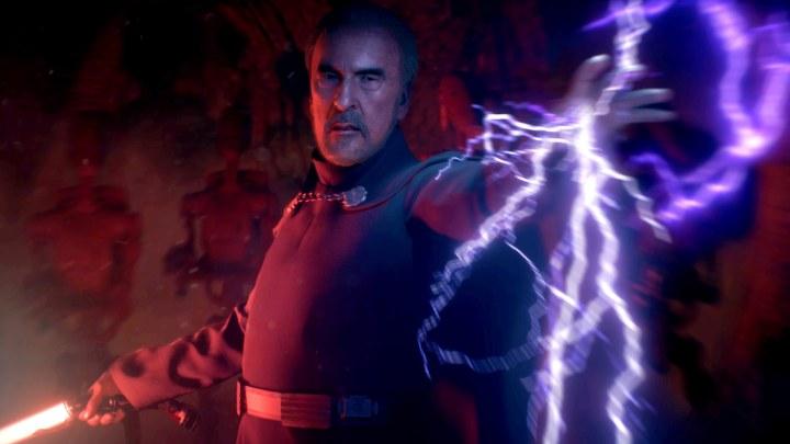 El Conde Dooku ya disponible en Star Wars: Battlefront II