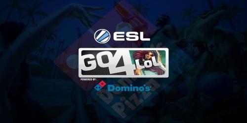 ESL y Domino's Pizza renuevan la Domino's Go4LoL con un total de 15.000€ en premios