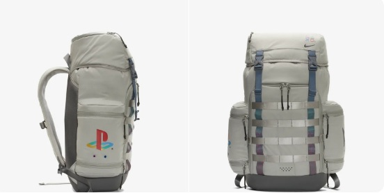 Nike presenta su mochila oficial de PlayStation, PS X PG