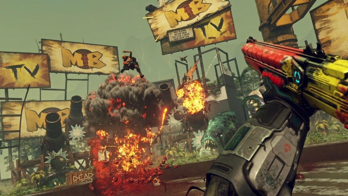 Nuevo gameplay nos detalla las habilidades y armas de RAGE 2