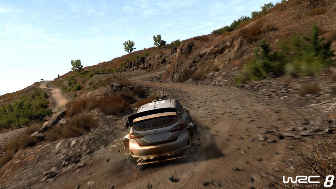 Bigben y Kylotonn muestran 10 nuevos minutos de gameplay de WRC 8