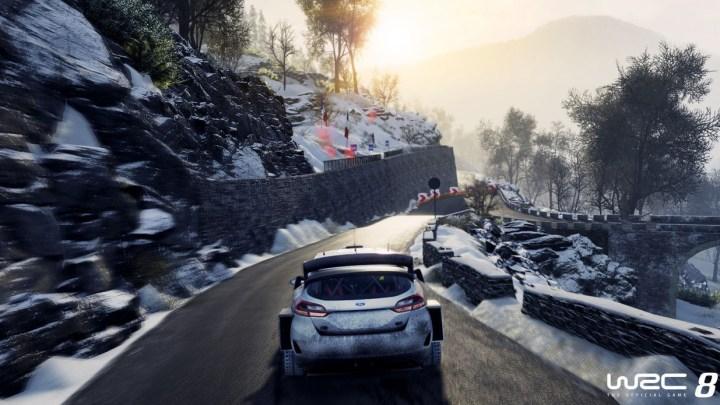 WRC 8 | Nuevo gameplay nos muestra una carrera nocturna