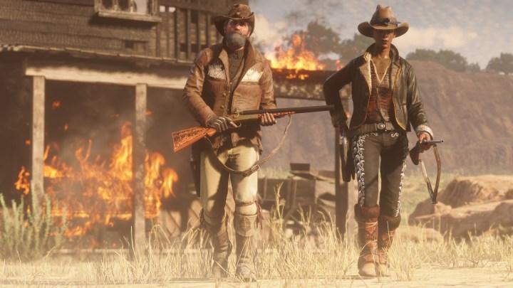 Reveladas las próximas actualizaciones que llegarán a la BETA de Red Dead Online