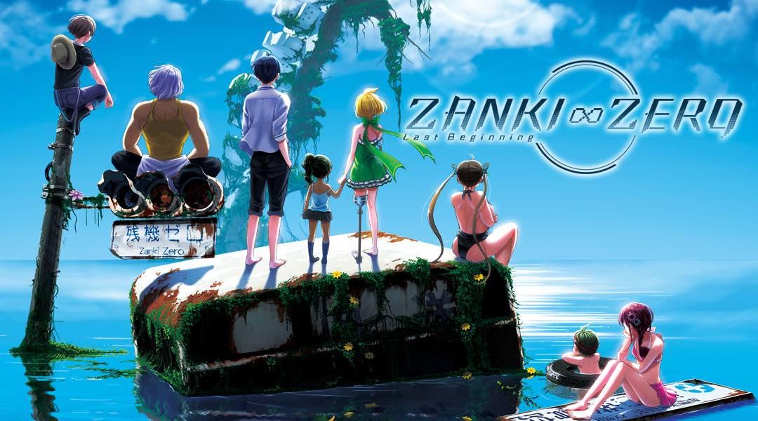 Zanki Zero: Last Beginning estrena nuevo gameplay y tráiler centrado en los personajes